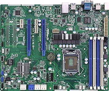 ASRock E3C224 Intel LAN Drivers Windows