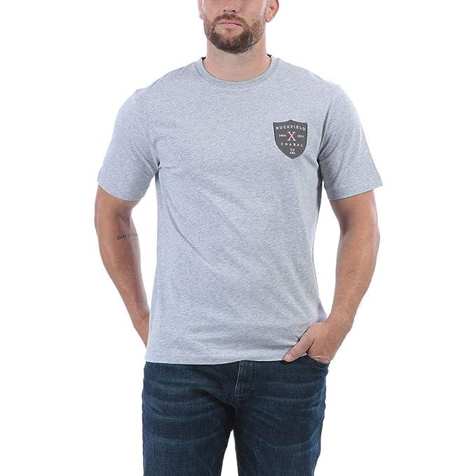 Ruckfield - Camiseta de Rugby de cumpleaños, Color Gris Gris ...