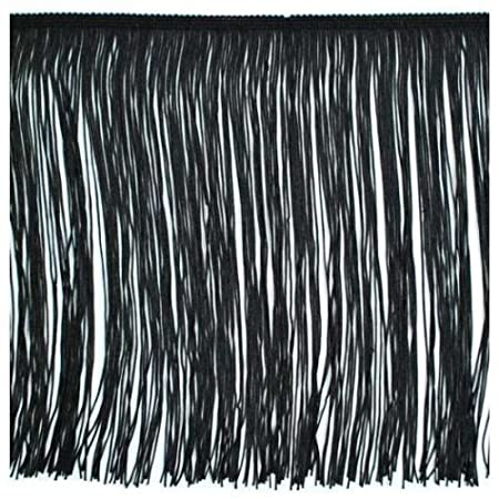 ombre chainette fringe 12 inches sold by yard