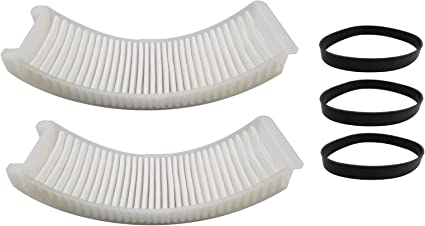 Style 12 HEPA Post Motor Filter for Bissell Powerforce Turbo
