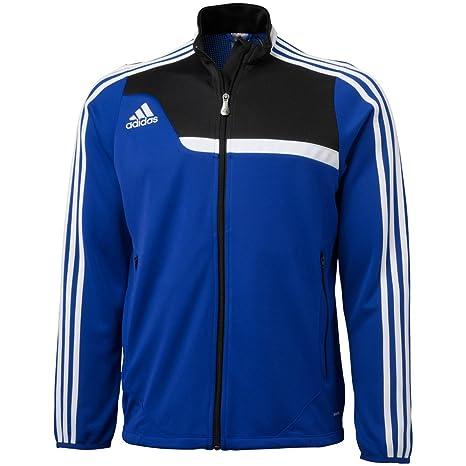 the best attitude a9046 41aaa adidas Youth Climacool Tiro 13 Training Jacket X-Large Cobalt/Black/White