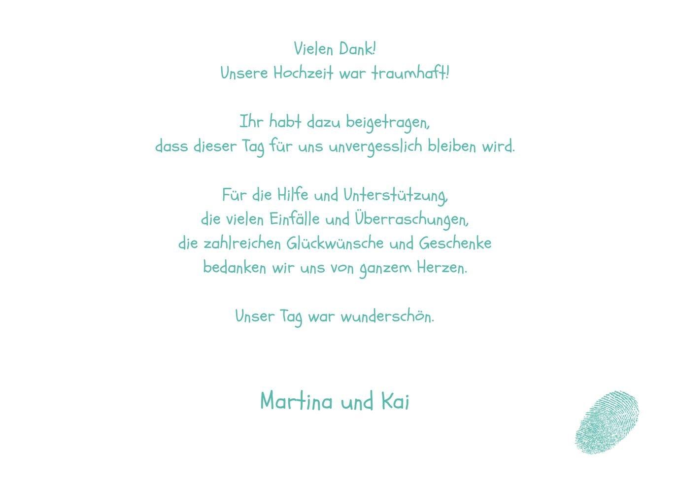 Kartenparadies Danksagung für Hochzeitsgeschenke Hochzeit Dankeskarte fingerprint, hochwertige hochwertige hochwertige Danksagungskarte Hochzeitsglückwünsche inklusive Umschläge   20 Karten - (Format  148x105 mm) Farbe  Grau B01N6TC5K8 |   | Geeignet für Fa b0c358