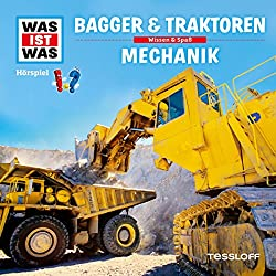 Bagger und Traktoren / Mechanik (Was ist Was 46)