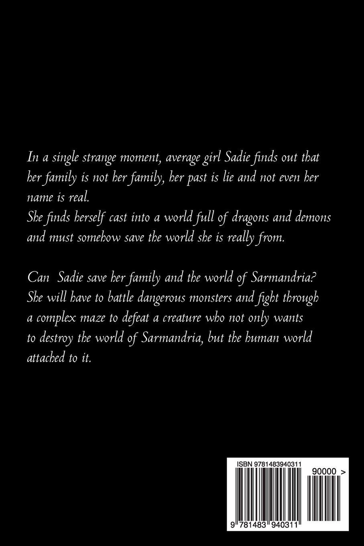 Sarmandria: Book One: Secrets