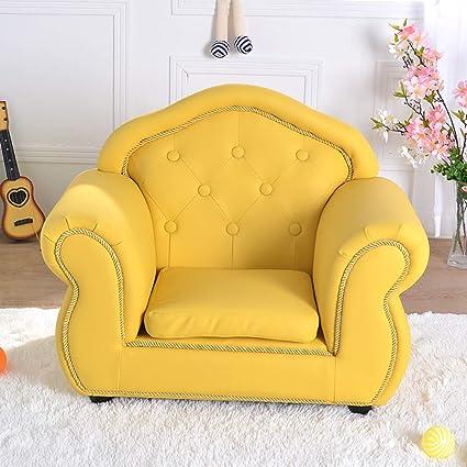 WJH Sofá para niños, Sillón de niños, Sofá tapizado, Muebles ...