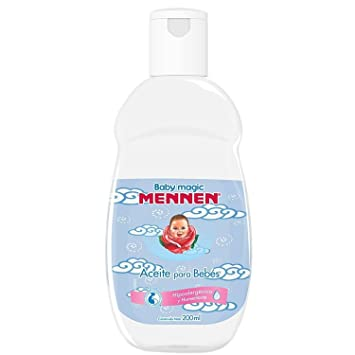Mennen Baby Magic Aceite Para Bebes 200ml