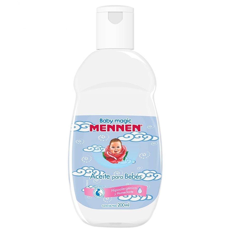 Mennen Baby Magic Aceite Para Bebes 200ml