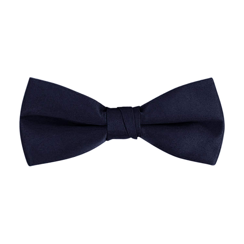 Men's Classic Pre-Tied Formal Tuxedo Bow Tie - S.H Churchill
