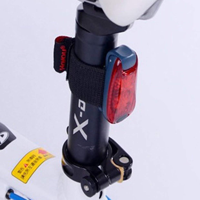 MXECO Luz de Seguridad Nocturna s/úper Brillante Cintur/ón de Seguridad Reflectante Correa para el Brazo Ciclismo Nocturno Luz LED para Brazalete