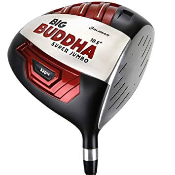 Amazon.com: Orlimar Golf Black Big Buddha 520cc Jumbo Driver ...