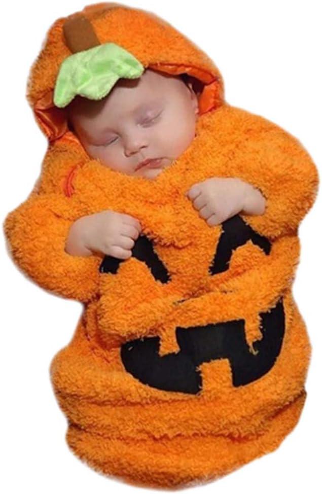 Amazon Com Goddesslili Baby Halloween Costumes Cute Pumpkin Sleeping Bag Sack Stroller Wrap Blanket Cozy And Warm Wonderful Gift For Toddler Girl Boy 0 18 Mos Arts Crafts Sewing