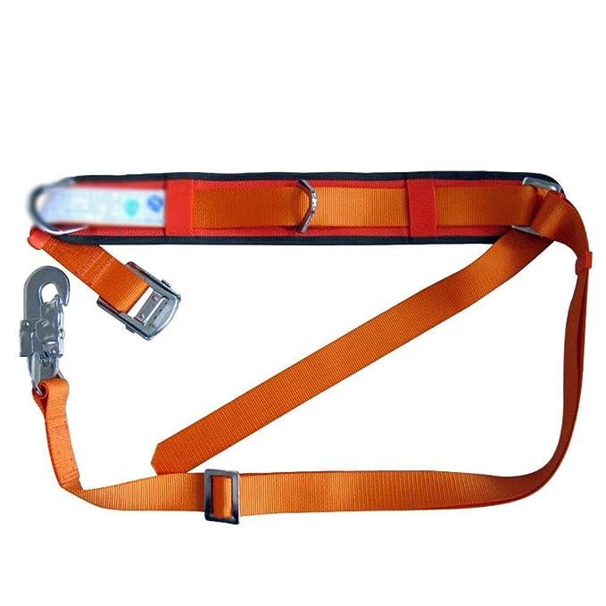 JESSIEKERVIN YY3 Cinturón Cinturón Simple Arnés de Seguridad Cerco ...