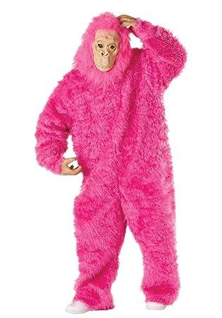 Pink Gorilla Costume  sc 1 st  Amazon.com & Amazon.com: Pink Gorilla Costume: Toys u0026 Games