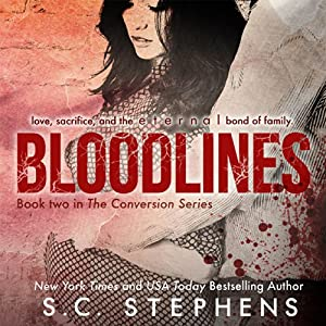 Bloodlines Hörbuch