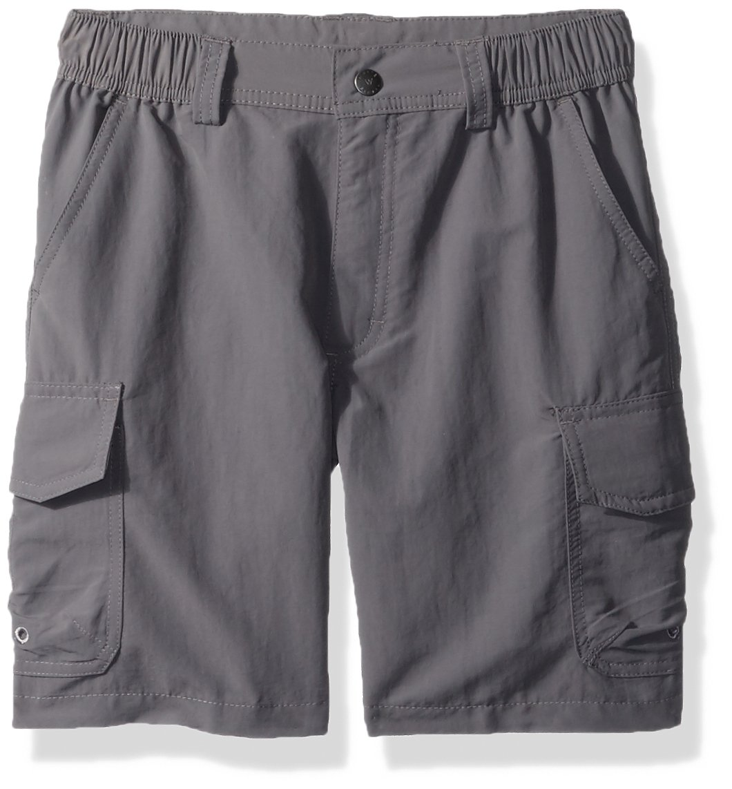 White Sierra Boy's Rocky Ridge Shorts, Castle Rock, X-Small by White Sierra