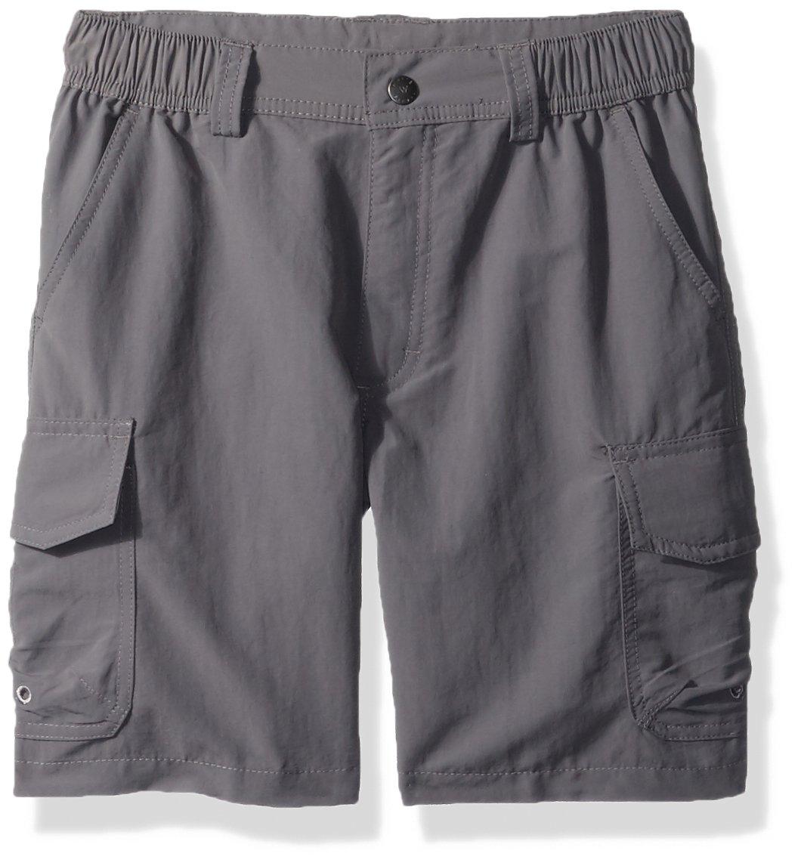 White Sierra Boy's Rocky Ridge Shorts, Castle Rock, Small by White Sierra