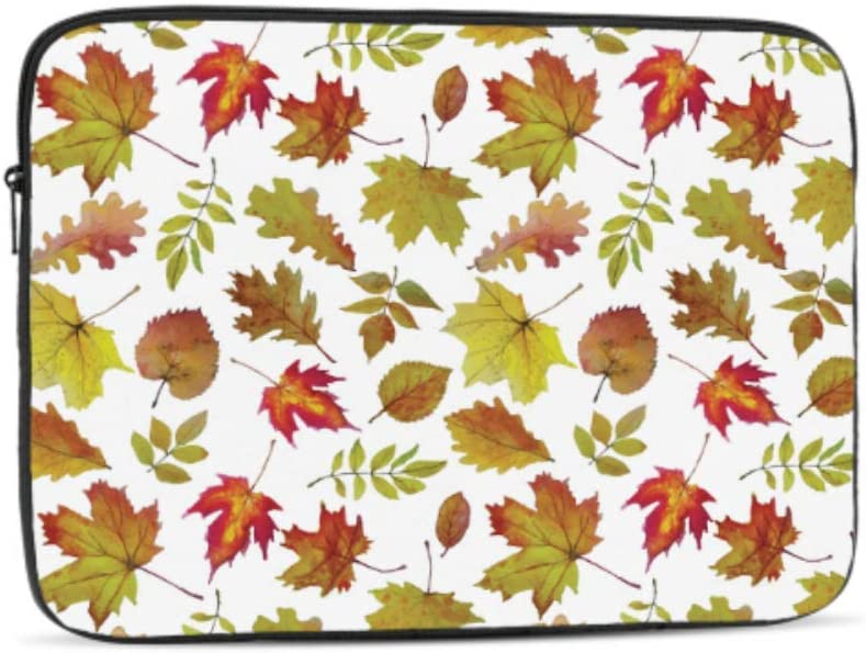 Air Case Autumn Maple Leaves and Other Leaves Mac Laptop Cover Multi-Color /& Size Choices/10//12//13//15//17 Inch Computer Tablet Briefcase Carrying Bag