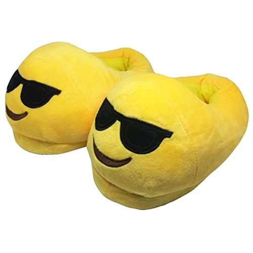 Zapatillas Emoji Gafas de Sol (42 EUR): Amazon.es: Zapatos y ...