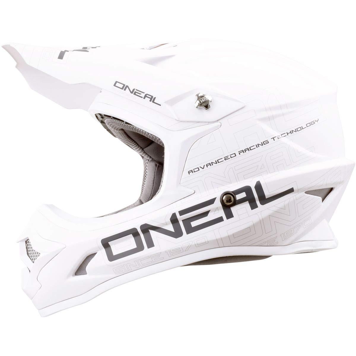 O'Neal 0623-055 3 Series Helmet (White, X-Large)