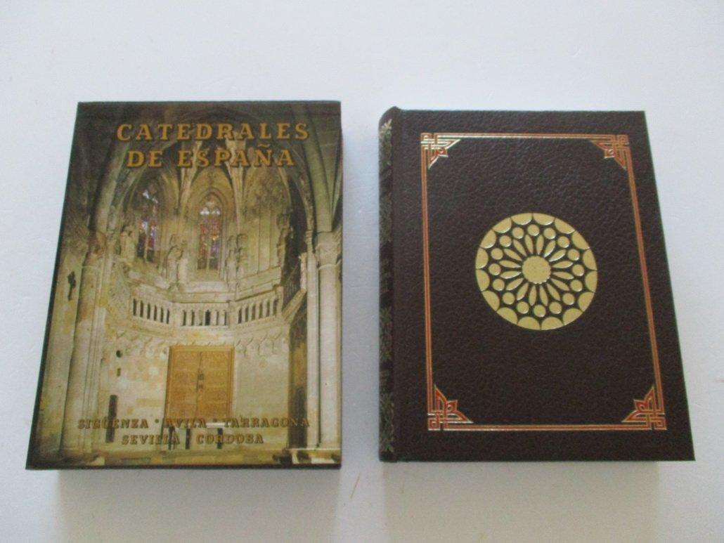 Catedrales de España. Tomo IV: Sigüenza, Ávila, Tarragona, Sevilla ...