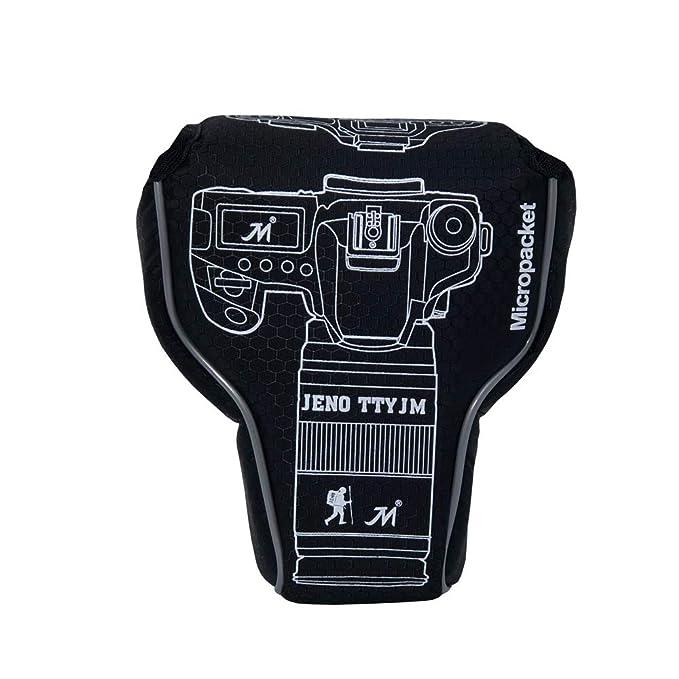 Kameratasche für Canon, Nikon, Sony, Fuji, spiegellose Objektive, wasserdicht, stoßfest, 1 Stück