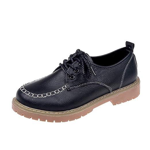 Zapatos de Mujer, ASHOP Casual Planos Loafers Individuales ...