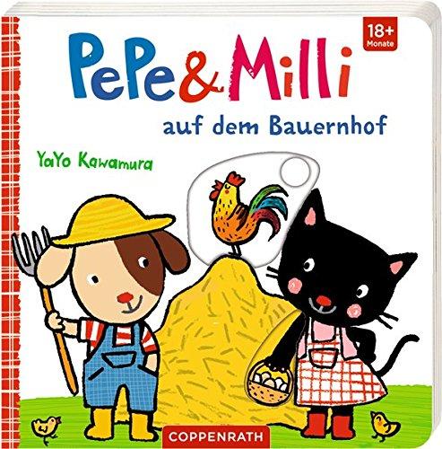 Pepe And Milli Auf Dem Bauernhof
