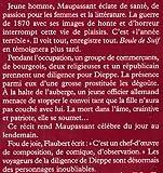 Boule De Suif / Mademoiselle Fifi (French Edition)