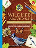 ranger binoculars - Ranger Rick's Wildlife Around Us Field Guide & Drawing Book: Volume 1: Learn how to identify and draw birds, insects, and other wildlife from the great outdoors! (Ranger Rick's Field Guides)