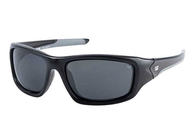 Amazon.com: Gafas de sol Caterpillar Cat Actuator negras ...