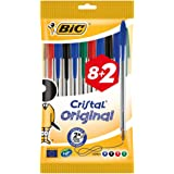 Bic Cristal Ball Pen - Pack of 10