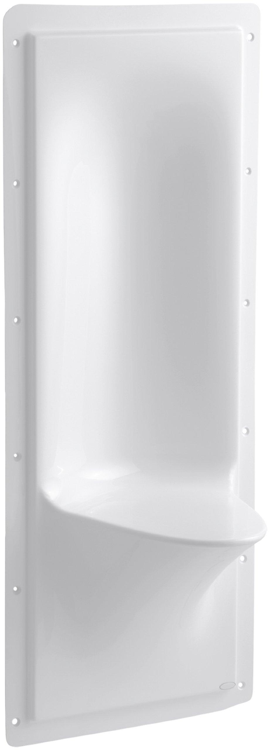 Kohler K-1843-0 Echelon Shower Seat, White