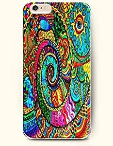 iPhone 5/5S Case, OOFIT Phone Cover Series for Apple iPhone 5 5S Case (DOESN'T FIT iPhone 5C)-- Magenta Leopard Grain And Zebra Print -- Animal Print