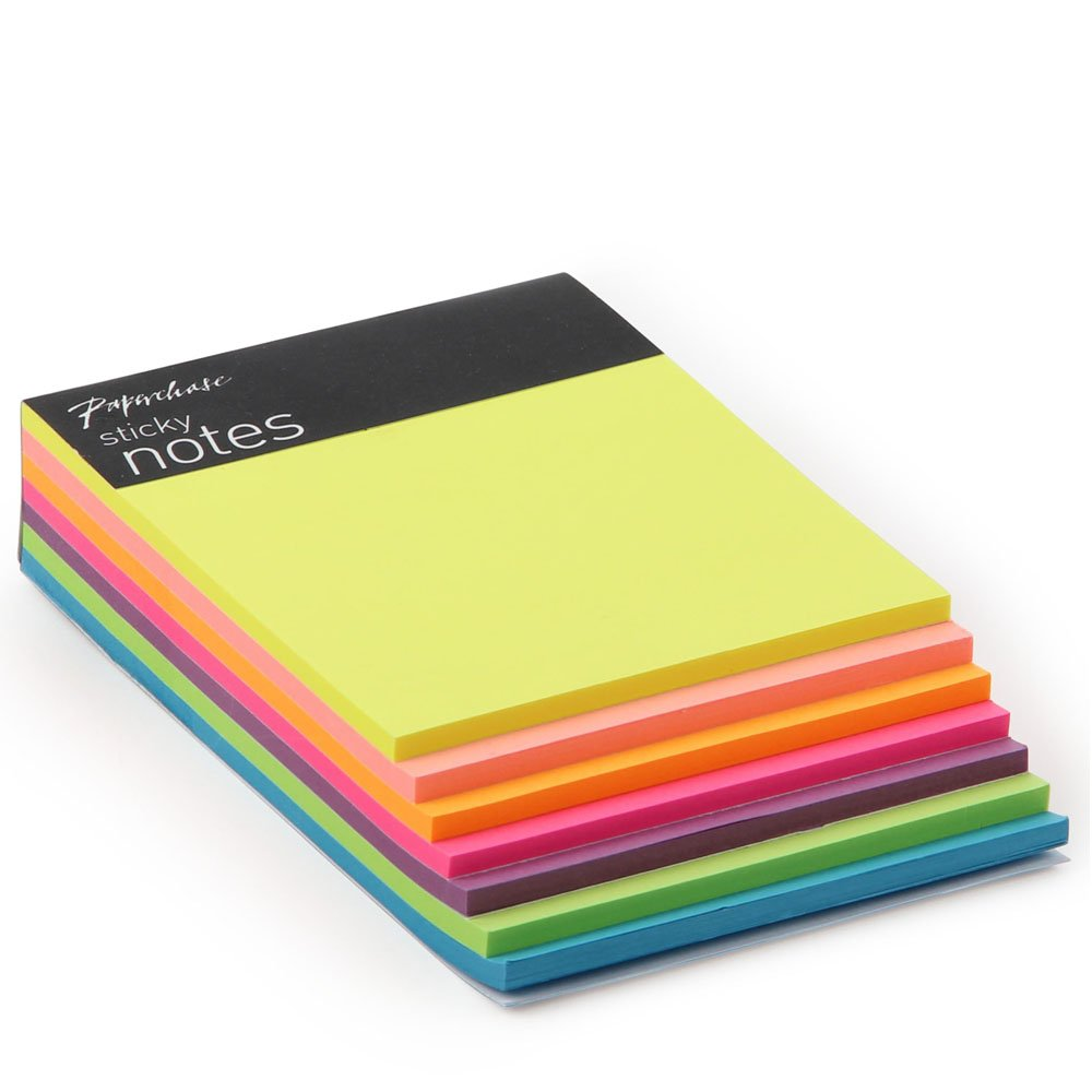 Paperchase Multi Colour Sticky Note Pack