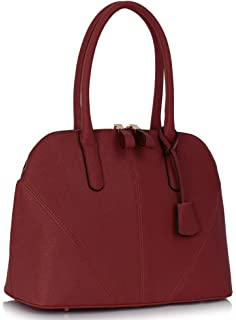 b2c1c2b67d8c Womens Handbags Sale Ladies Shoulder Bags Faux Leather Designer Large Tote  New