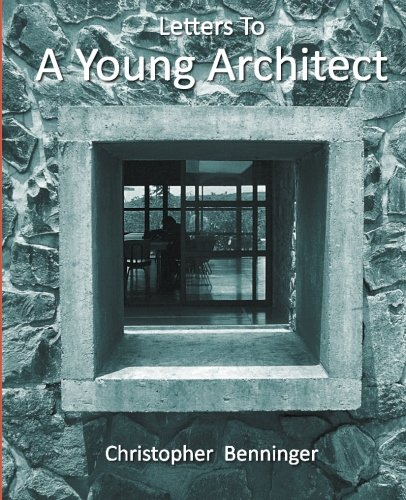 Letters To A Young Architect pdf epub