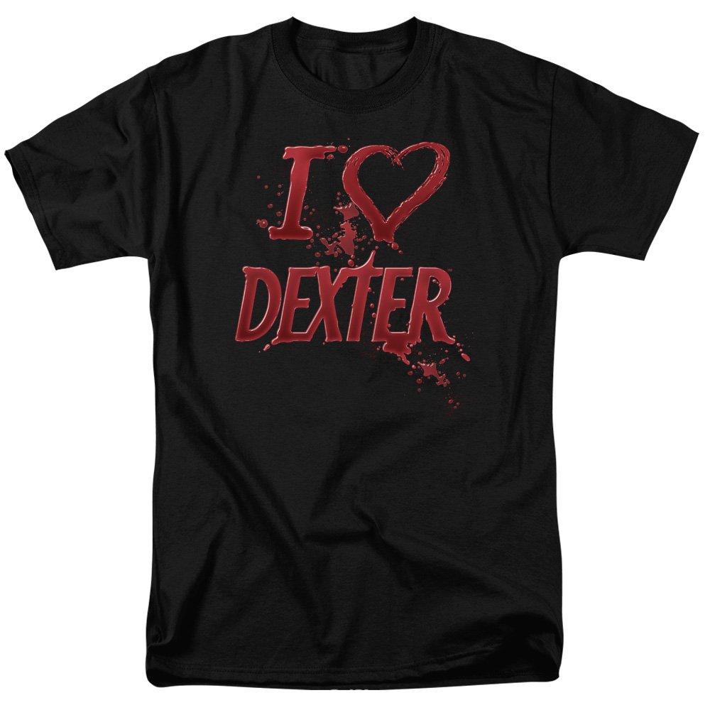 Trevco Mens Dexter Moonlight Fishing T-Shirt