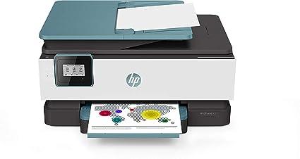 HP OfficeJet 8015 Inyección de Tinta térmica 18 ppm 4800 x 1200 ...