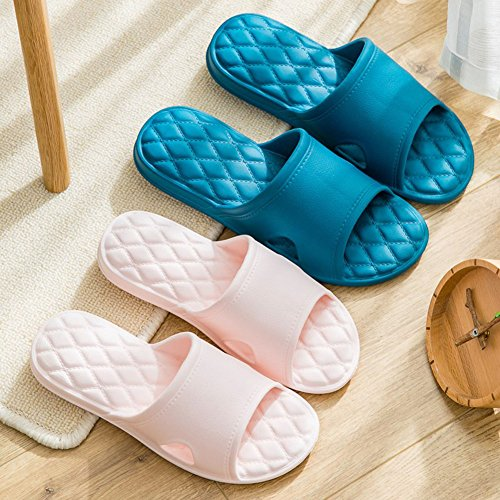 Sandals slip Foams black Slippers Mule Adult House On Slide for Non Shower Bathroom Sole Shoes Soft Slip Pool pRfqcz