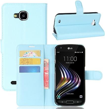 LG X Venture Cover-GHHK PU funda case cubierta cover para LG X ...