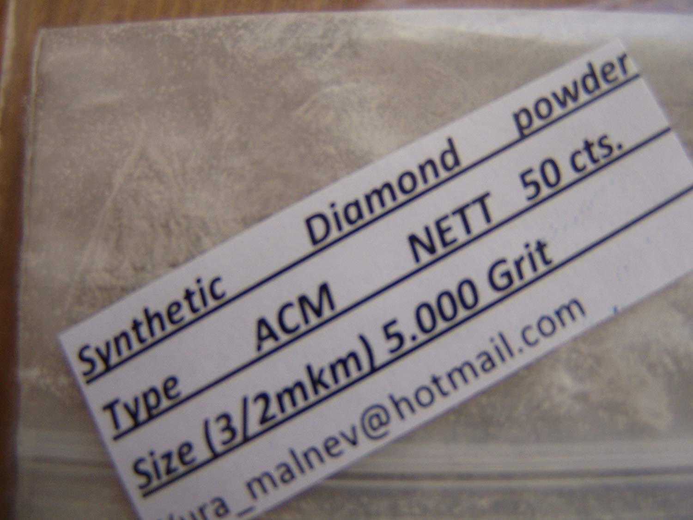 0-0.1 Microns 100 Carats = 20 Grams TechDiamondTools Diamond Powder 200,000 Grit