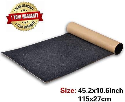 Amazon.com: BooTaa – Hoja de cinta de agarre para monopatín ...