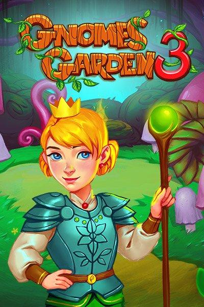 Gnomes Garden 3 [Download] - 3 Gnome