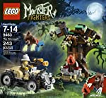 LEGO Monster Fighters 9463 The Werewolf by LEGO