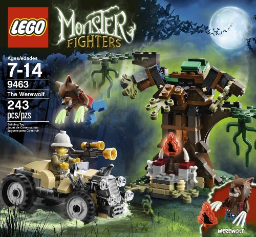 LEGO Monster Fighters 9463 The Werewolf]()