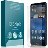 Huawei Honor 7X Screen Protector, IQ Shield Matte Full Coverage Anti-Glare Screen Protector for Huawei Honor 7X Bubble-Free Film