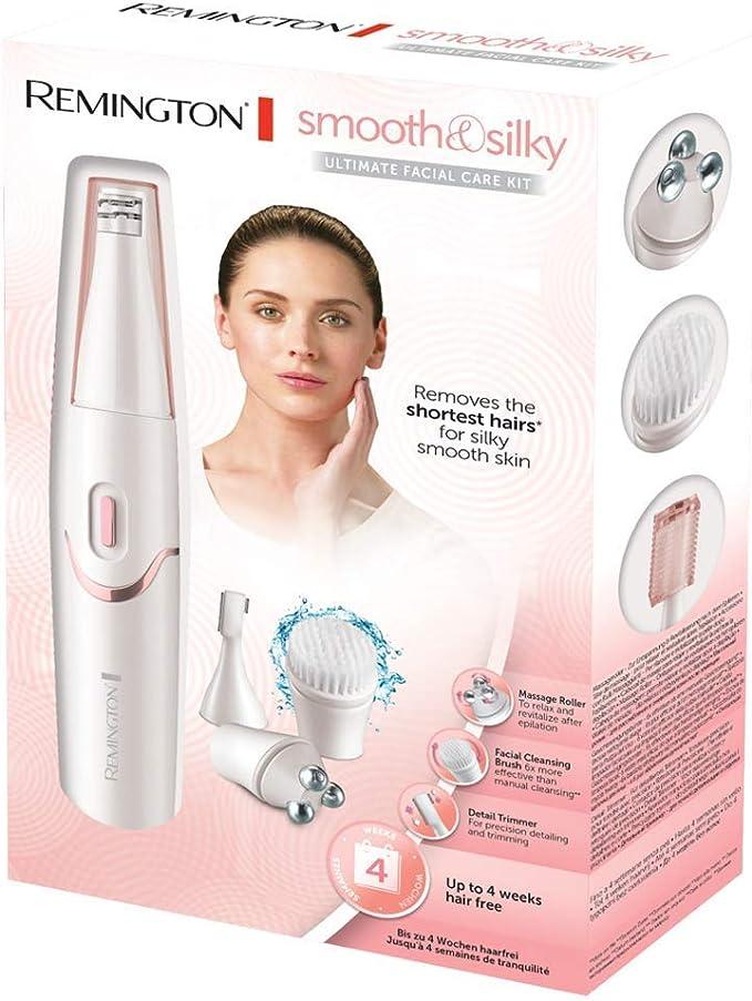 Remington Smooth & Silky EP7070 - Kit de Cuidado Facial ...