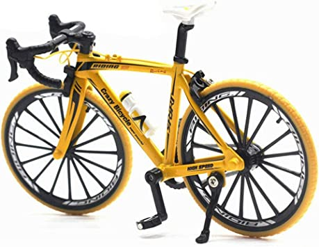 Leoboone 1:10 Aleación Diecast Metal Bicicleta Bicicleta de ...