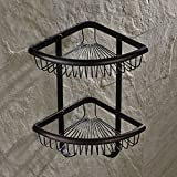 Solid Brass Products Wall Mounted Corner Triangle