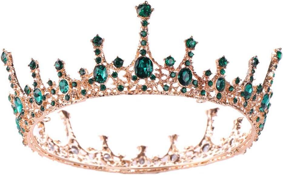 LUXE diadème strass tiara Mariée Bijoux Diadèmes Bijoux de cheveux Mariage Fête